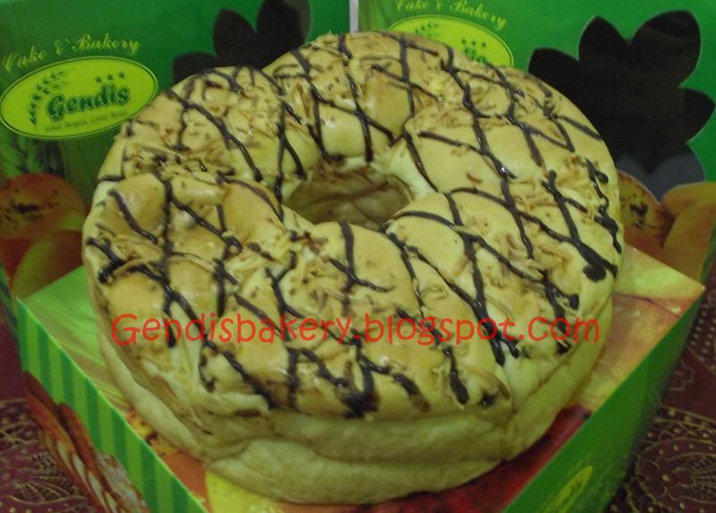 RESEP SOBEK RING COKLAT ALA GENDIS BAKERY ~ gendis bakery