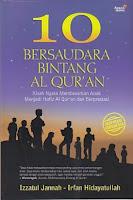 10 bersaudara bintang al quran rumah buku iqro toko buku online buku keluarga islam