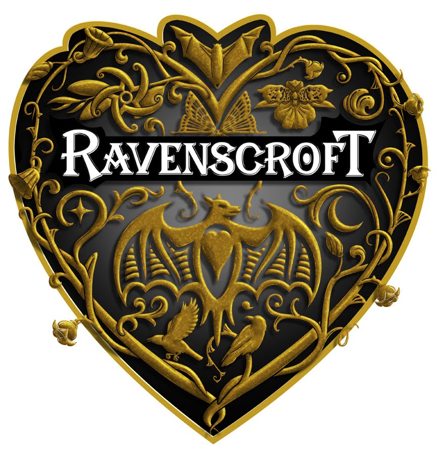 Look for my new Vampires series Ravenscroft