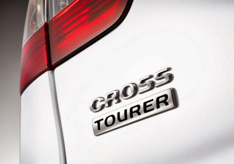 La Gazette Automobile Citro N C5 Crosstourer L 39 Hydractive Une Derni Re Fois Mise En Vedette