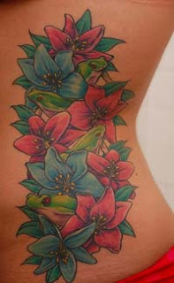Rib Tattoos - Rib Tattoo Ideas