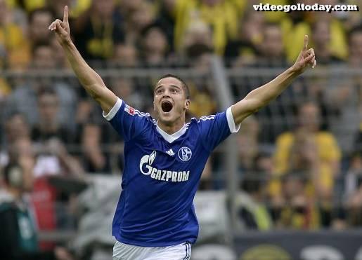 Afellay Borussia Dortmund-Schalke 1-2