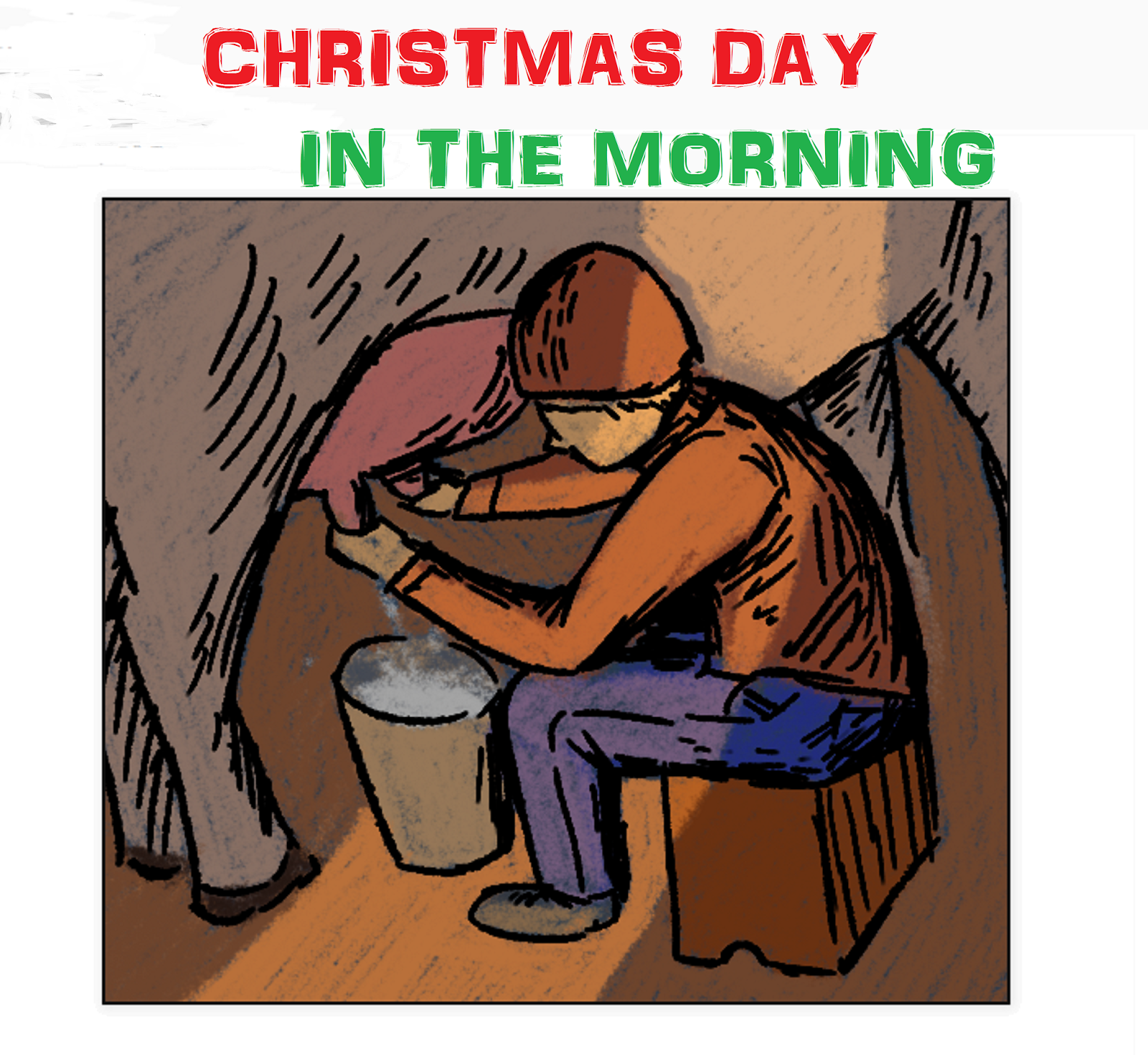Ctd Productions Christmas Day In The Morning