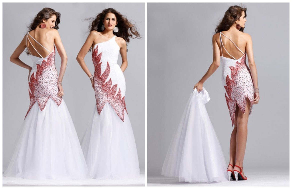 WhiteAzalea 2 in1 Wedding Dresses: 2 in 1 Wedding Dresses: More and ...