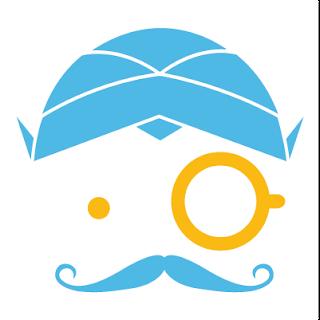 Mister Aladin: teman travel terbaikmu, logo unik khas