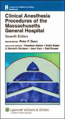 Các Quy trình Gây mê Lâm sàng – Bệnh viện Đa khoa Massachusetts