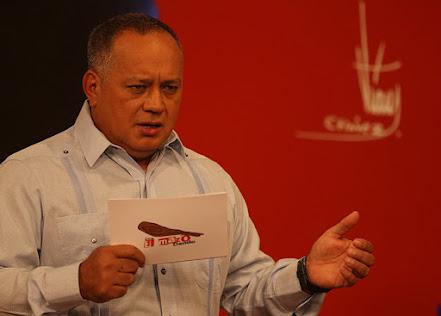 Diosdado Cabello alertó sobre nuevos ataques mediáticos contra la estabilidad del país