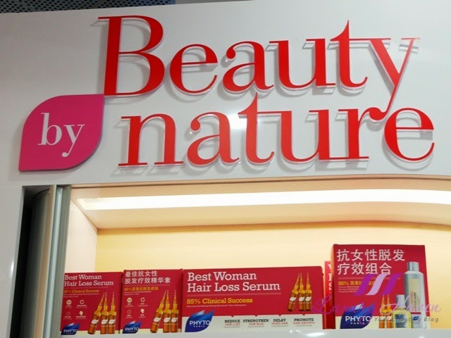 beauty by nature phyto paris hair loss serum