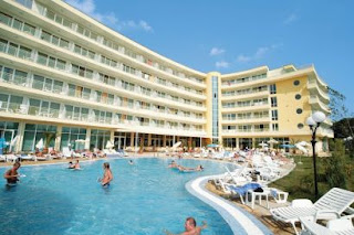 Sunny Beach Vacation, Bulgaria