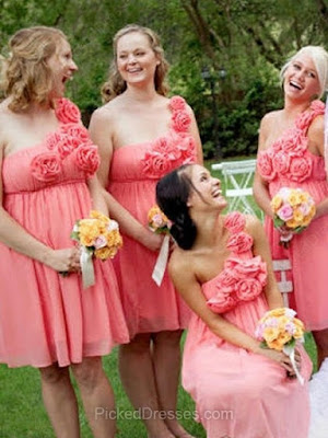 Popular 9 Colour Pallates For Bridesmaid Dresses