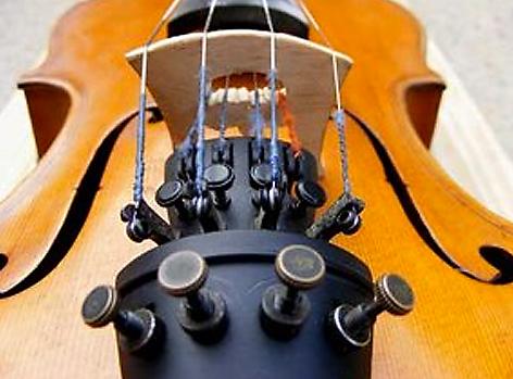 violin noder til happy birthday