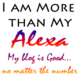 Alexa and your blog
