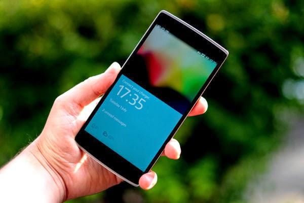 Hadirnya OnePlus One 64 GB di Indonesia Dengan Harga 4,5 Juta di Toko Online Lazada