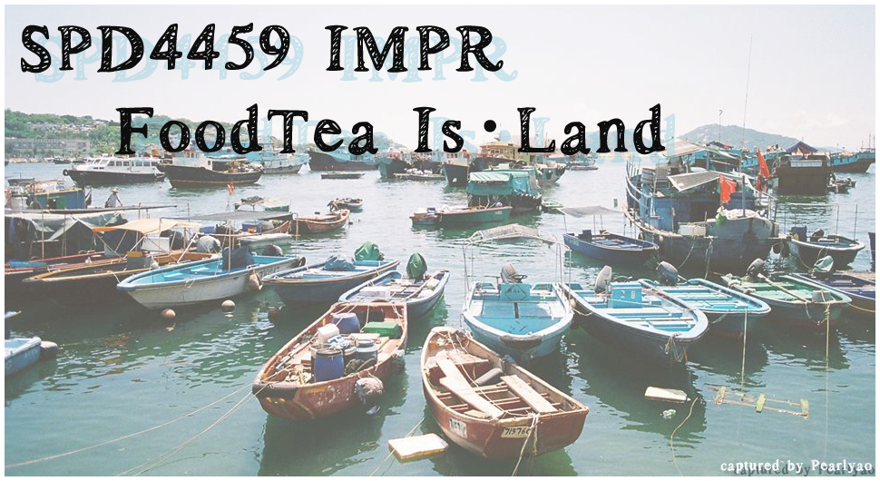 SPD4459 IMPR FoodTea Is·Land