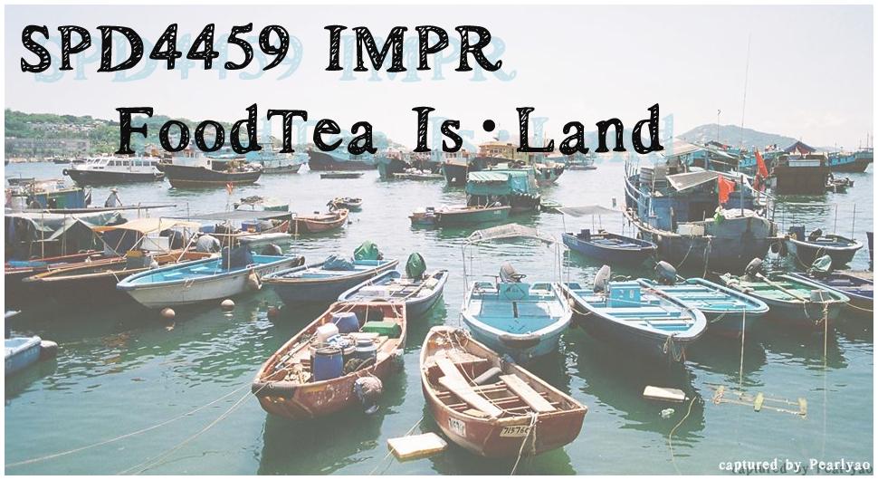 SPD4459 IMPR FoodTea Is·Land