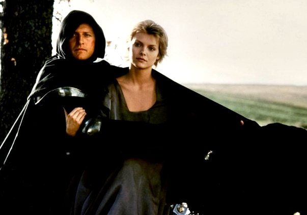 'Lady Halcón', de Richard Donner - LadyHawke