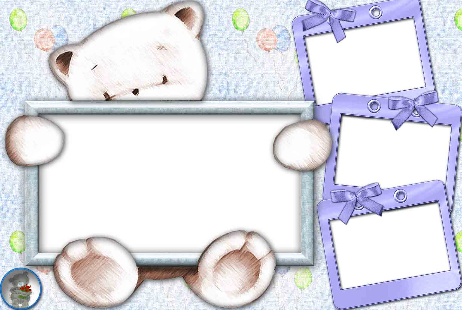 9 Picture Collage Frame