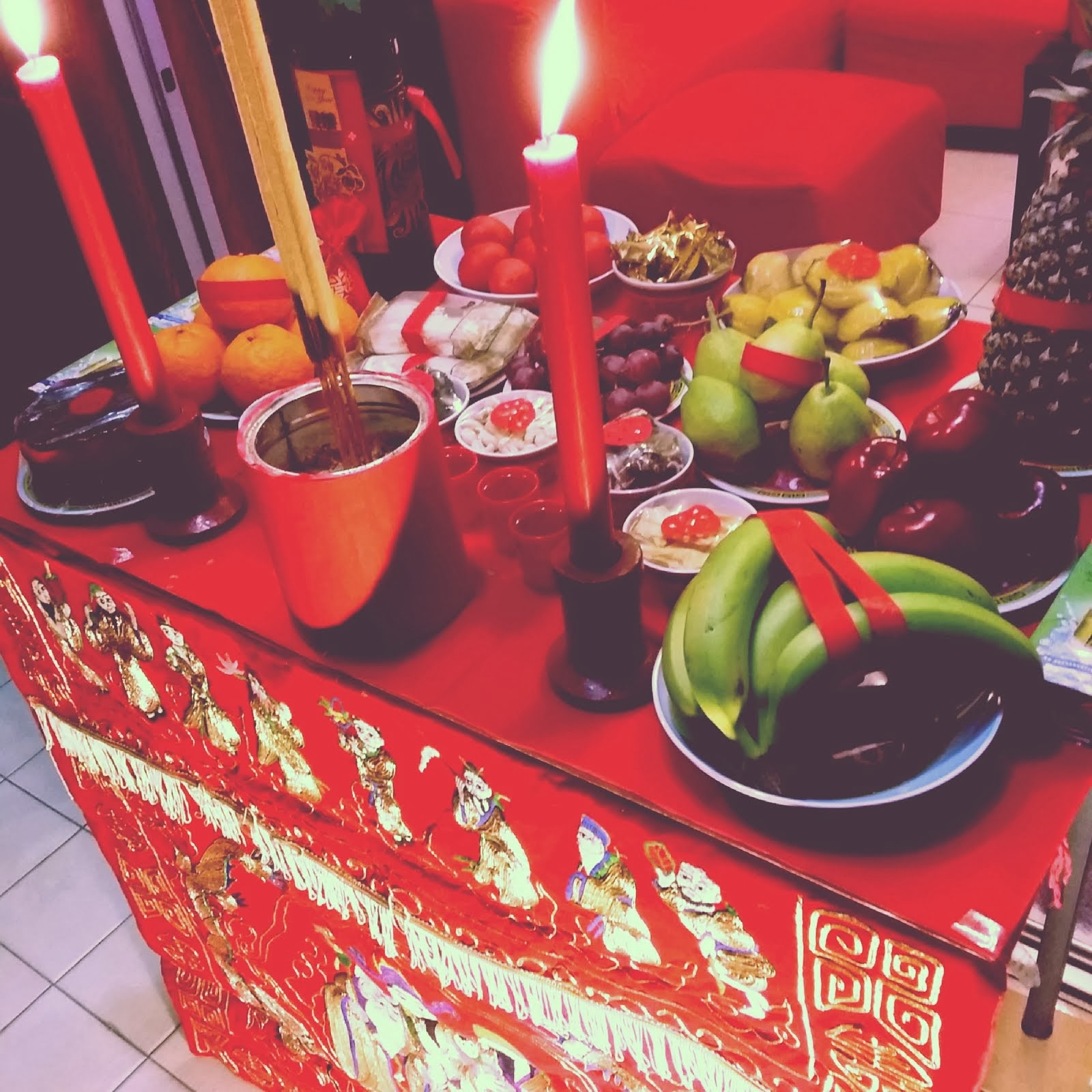 HAPPY PAI TI GONG 2014 JADE EMPEROR BIRTHDAY