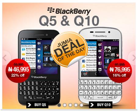 blackberry Q5 and Q10