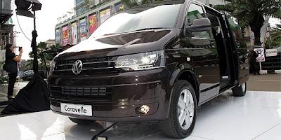 Harga dan Spesifikasi Volkswagen Caravelle 2012 di Indonesia