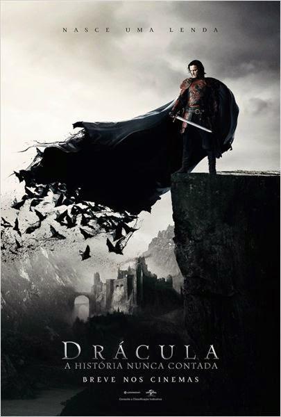 """Poster do filme """"Drácula - A História Nunca Contada"""""""