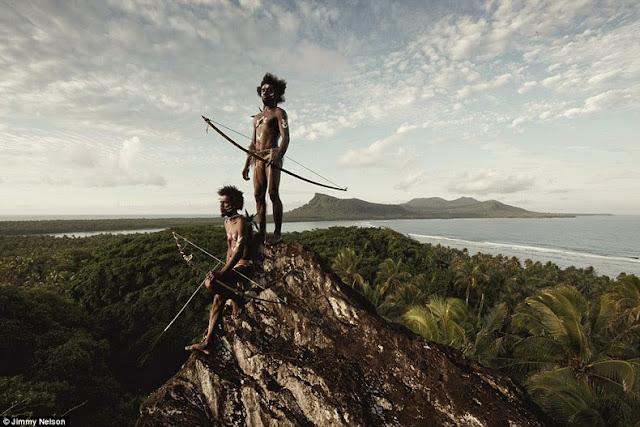 últimas tribus peligro desaparecer para siempre