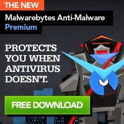 Top Anti-Malware: MalwareBytes