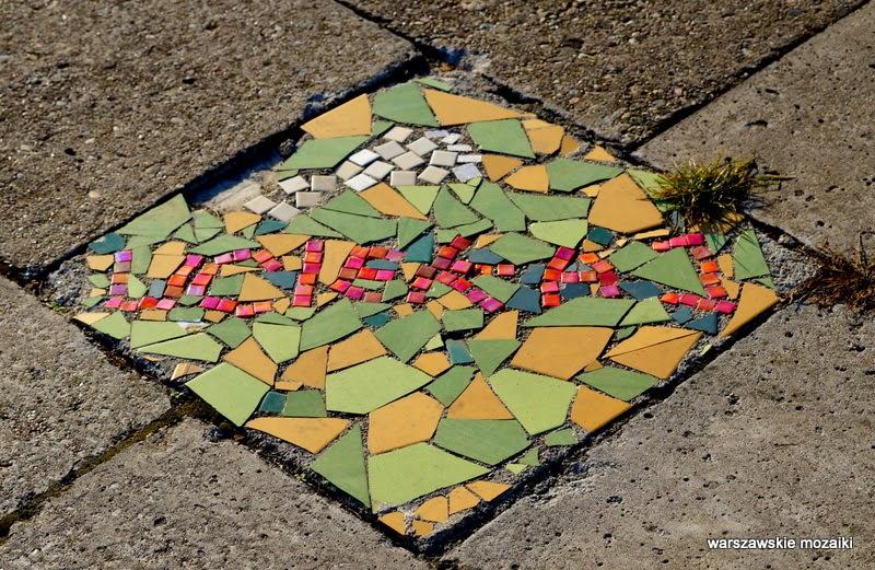 mozaika rzeźba Stefania Traczyńska Park Rzeźb Eliasson Warszawa Monika Sosnowska Paweł Althamer Roman Stańczak teren zielony rekreacyjny Bródno Targówek