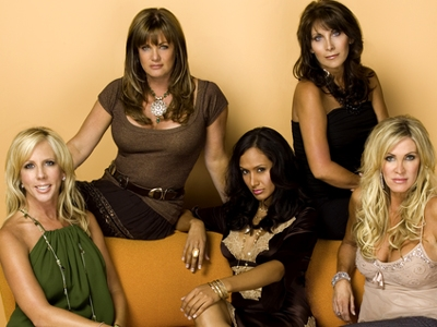 No fenders formula 1 indycar and a whole lot more for Real housewives of the oc