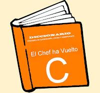 Diccionario Culinario. (C)