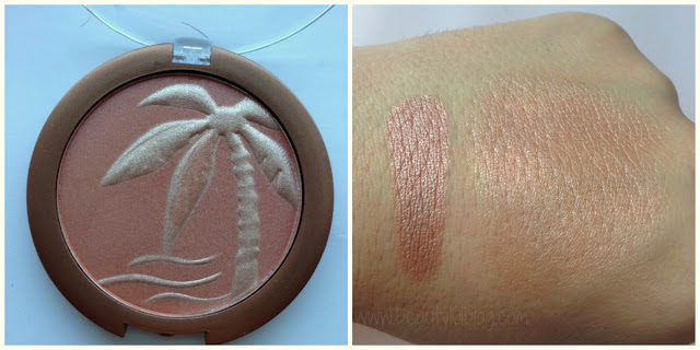 City Color Beach Beauty Bronzer Review