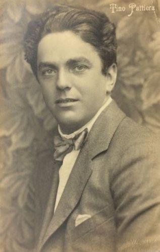 CROATIAN TENOR TINO PATTIERA (1890-1966) CD