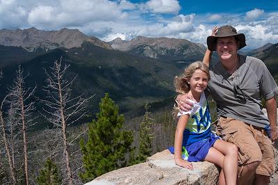 Never Summer Mountains, Rocky Mountain National Park