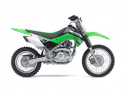 2012 Kawasaki KLX140