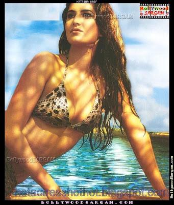 katrina kaif hot beach pics in bikini