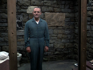 Anthony Hopkins Hannibal Lecter Silence of the Lambs