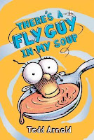 bookcover of There's A Fly Guy In My Soup by Tedd Arnold