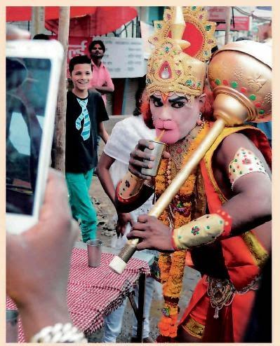 RamNavmi Shobhayatra Nagpur 2015