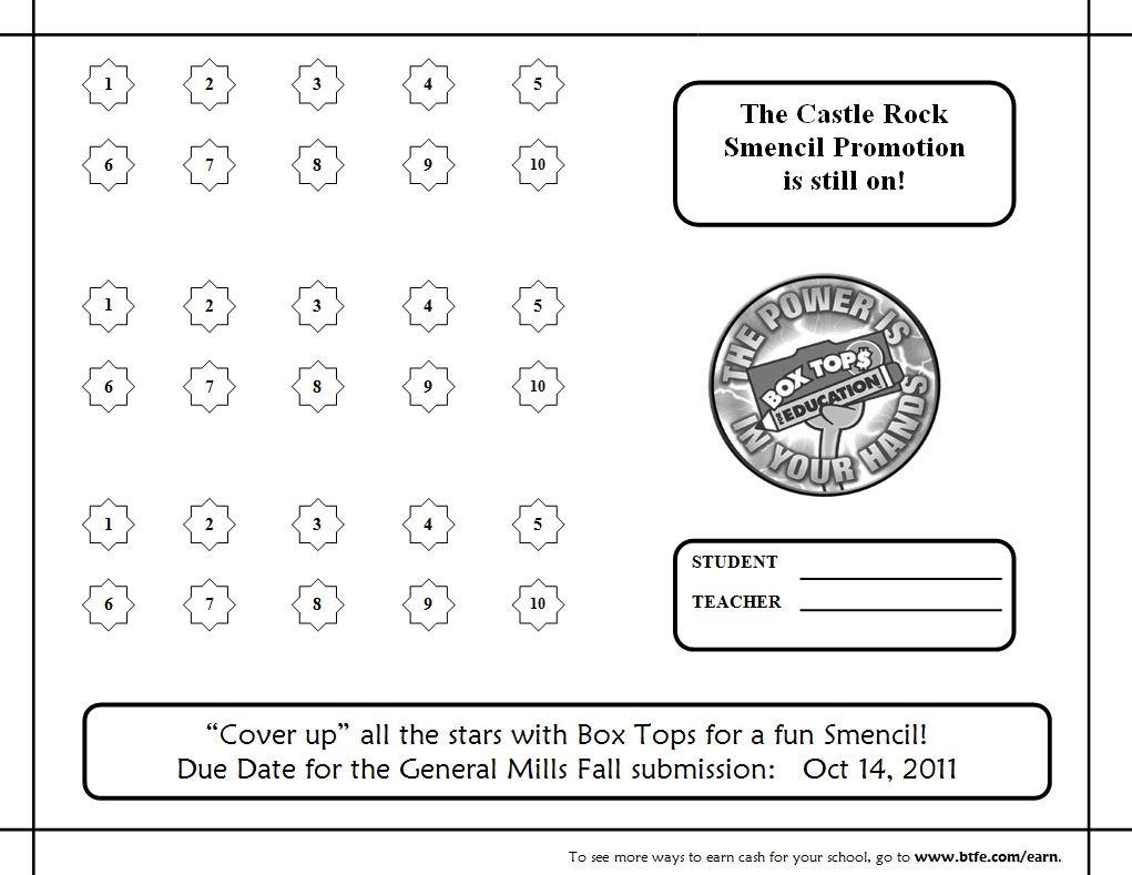 Castle Rock Community Club: September 2011