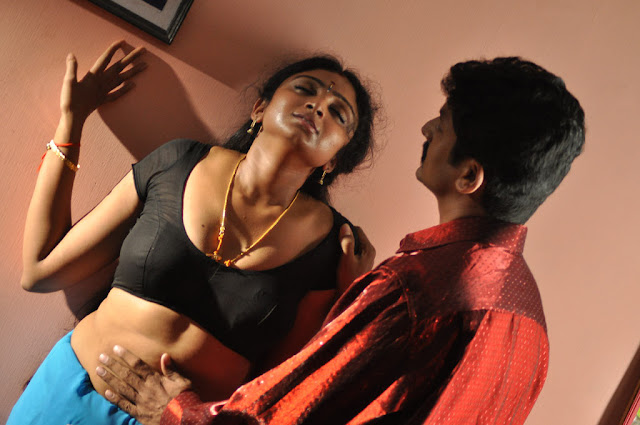 Waheeda Vagitha In Tamil Movies Anagarigam Spicy Movie Hot Stills