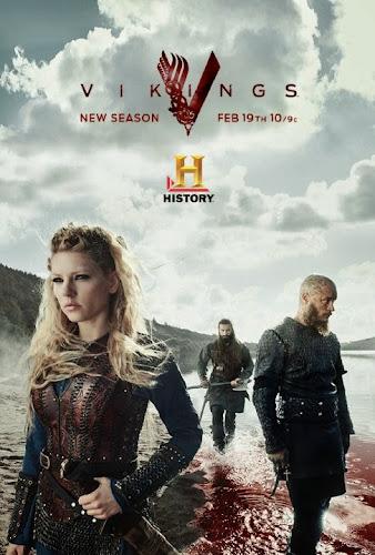 Vikings Temporada 3 (HDTV 720p Ingles Subtitulada) (2015)