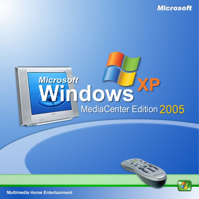 windows xp media center edition 2005 free download