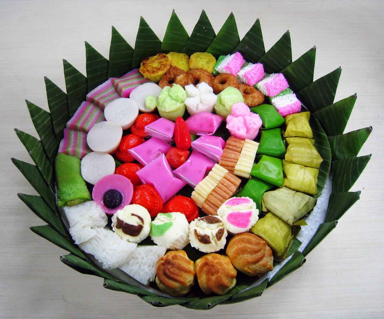Resep Kue Basah