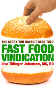 Lisa Tillinger Johansen, Fast Food Vindication