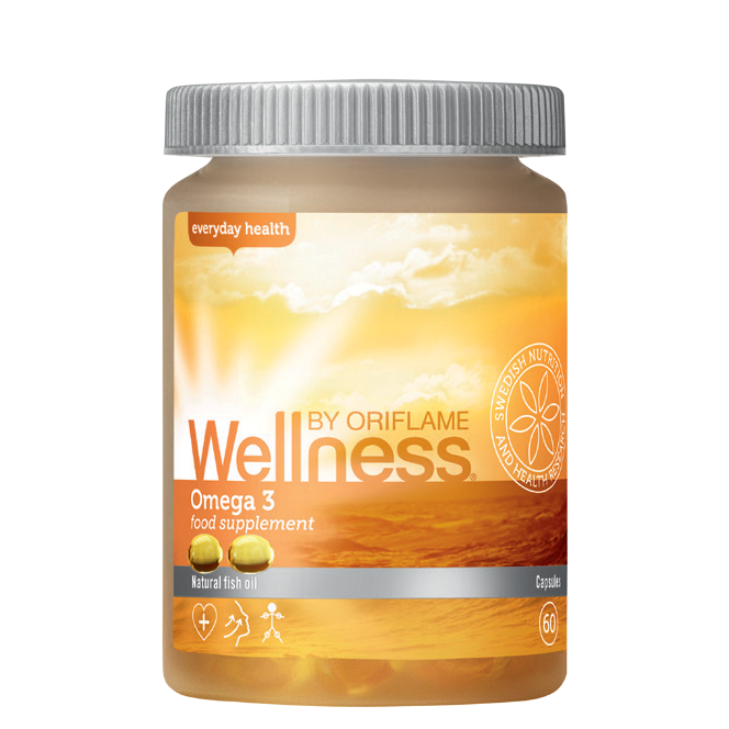 Ómega 3 Wellness by Oriflame