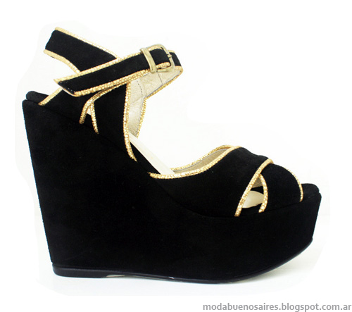 Zapatos Valentina Colugnatti Moda 2013