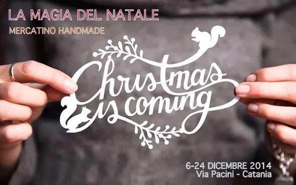 La magia del Natale - Mercatino Handmade