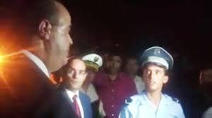 Ministre de l'Intérieur Tunisien à Hammamet  scandalisé par l'absence des renforts sécuritaires
