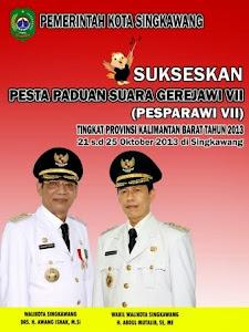 Walikota dan Wakil Walikota Singkawang