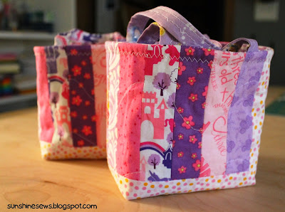 Princess mini totes